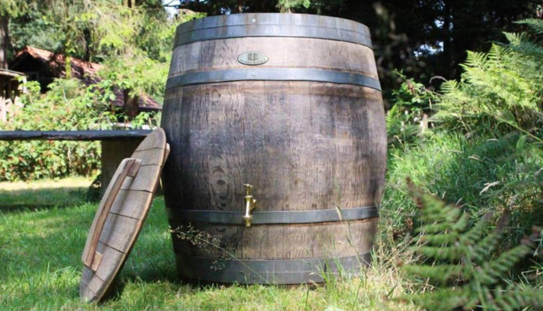 Wat te doen met oude wijnvaten?