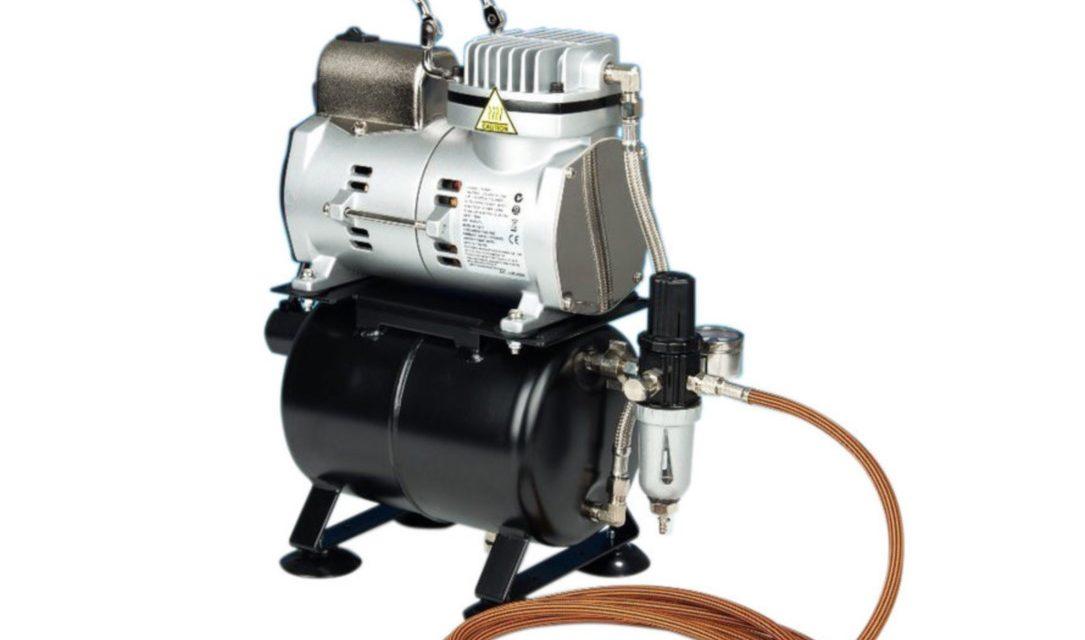 Airbrush compressor kopen? Houd hier rekening mee