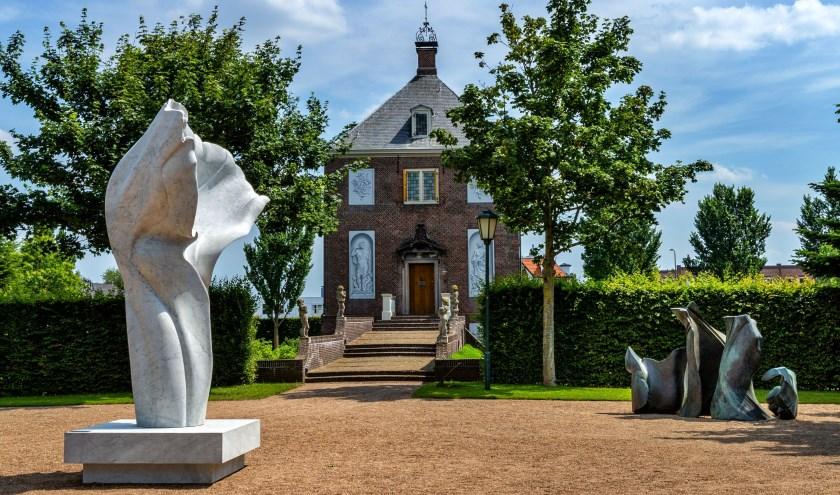 tuinsculpturen