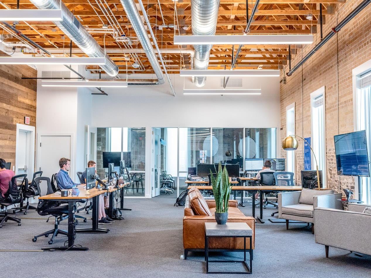 Lichtplan laten maken kantoor